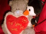 Valentine's Day threeways