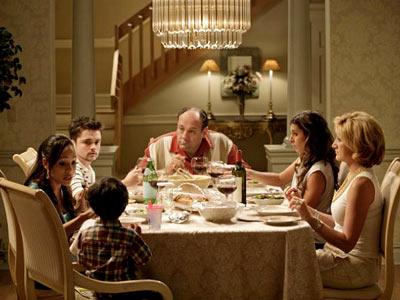 Sopranos family dinner