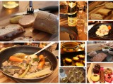 Appreciation of food,French-style
