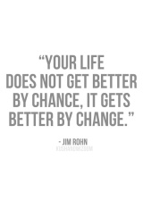 Change, not chance