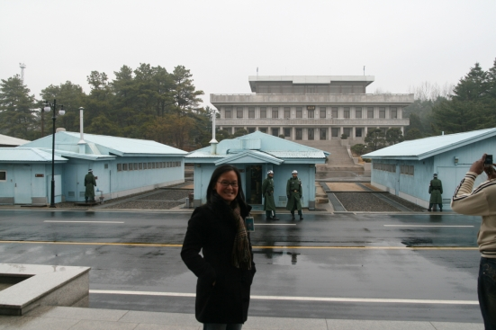 demilitarized zone north and south korea