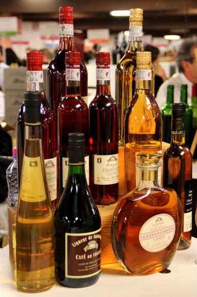 Cognacs & pineaux