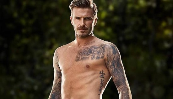 David-Beckham tattoos