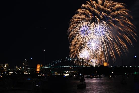 Sydney fireworks 4
