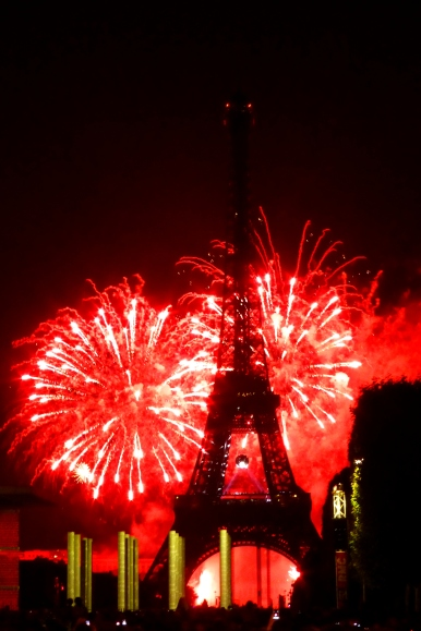 Paris fireworks 3