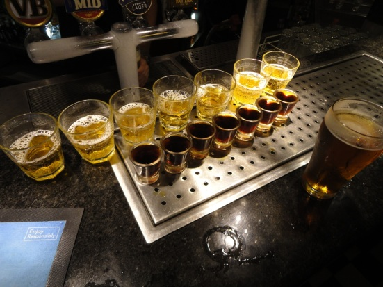 jaeger bombs