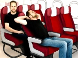 To recline or not to recline? Who needs personal space…