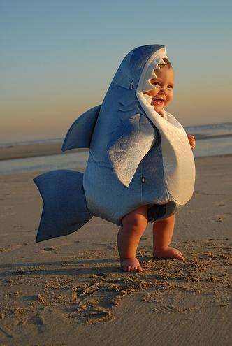 a.baa-Adorable-kid-in-shark-suit